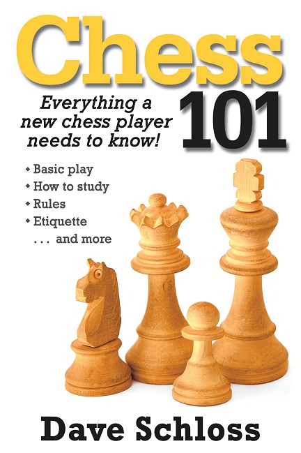 Learn to play chess with Chess 101, a chess book for beginners and novice players. Endorsed by many top chess teachers and instructors.