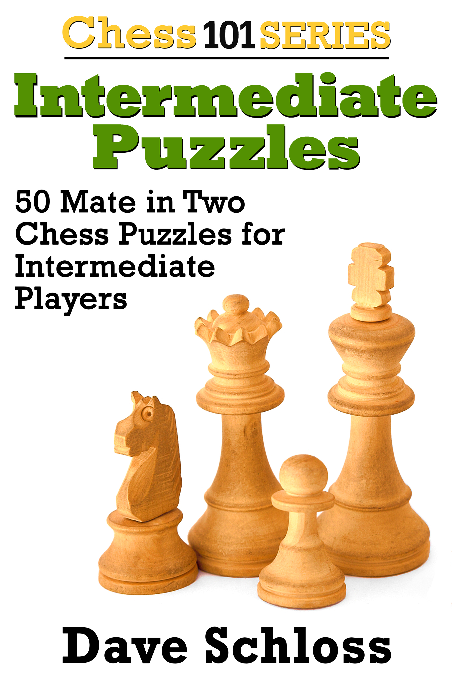 50 Challenging Chess Puzzles for Experienced Players.