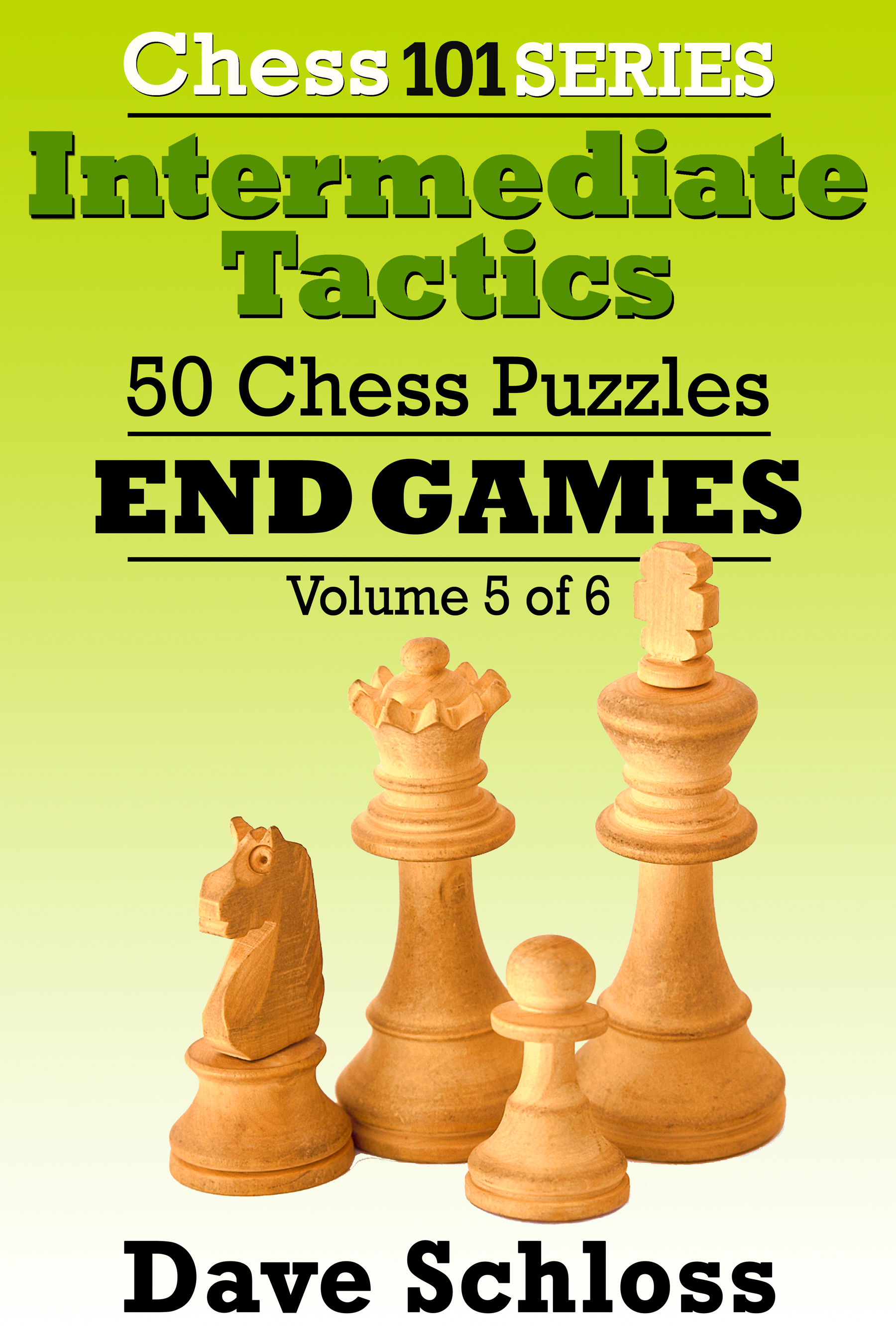 Chess 101 Intermediate Tactics Series, Volume 5 - End Games