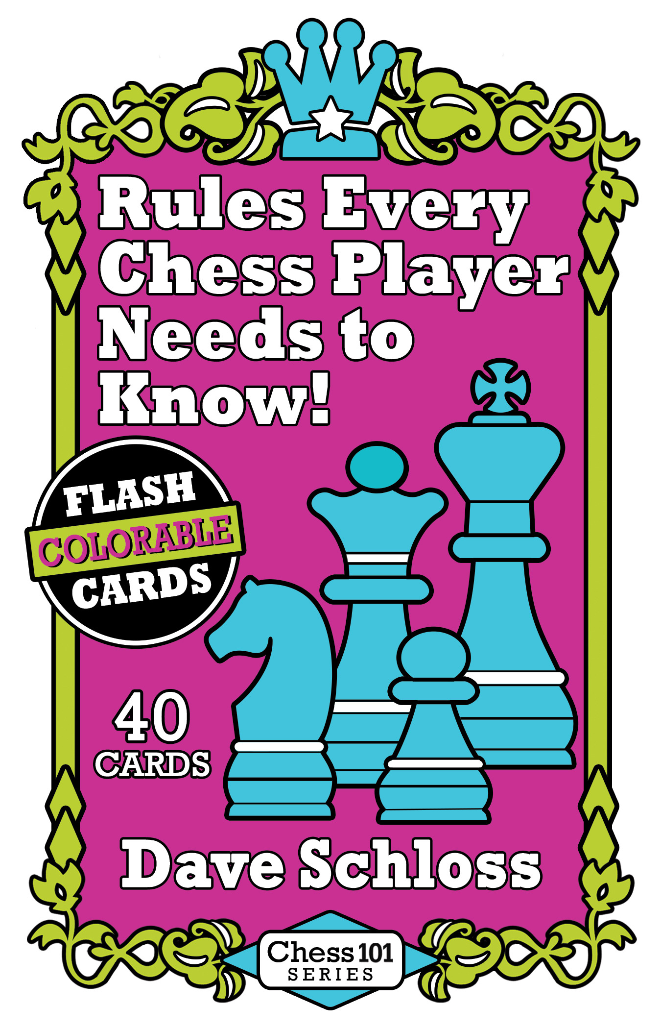 40 common U.S. Chess Federation tournament rules every chess player needs to know