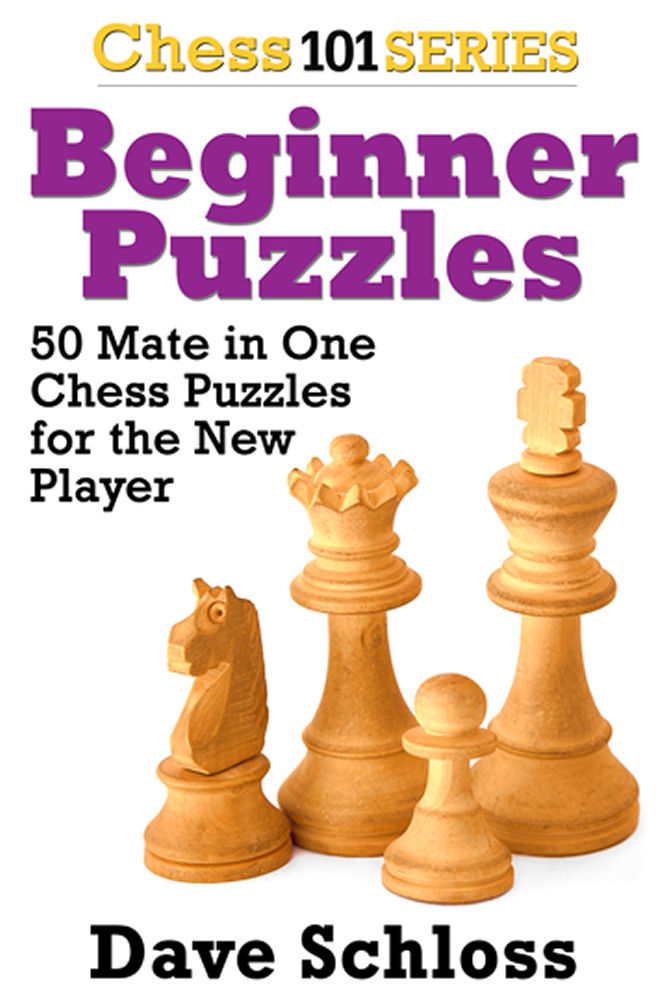 50 mate in 1 chess puzzles for the new or novice player.