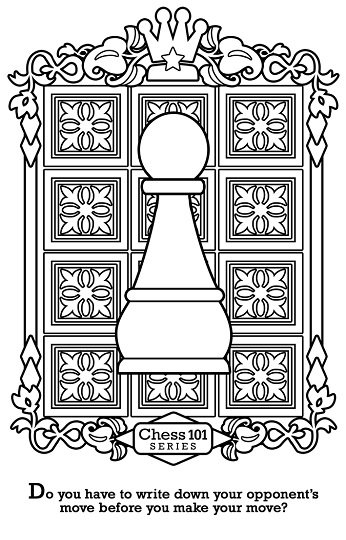 Rules Every Chess Player Needs to Know! chess flash cards