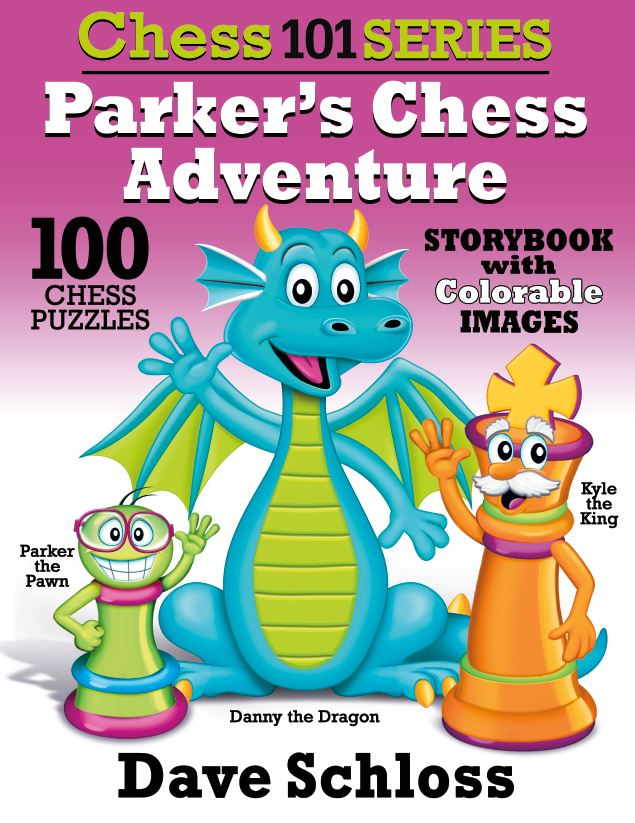100 one-move chess tactics for kids rated at 1000 and below.
